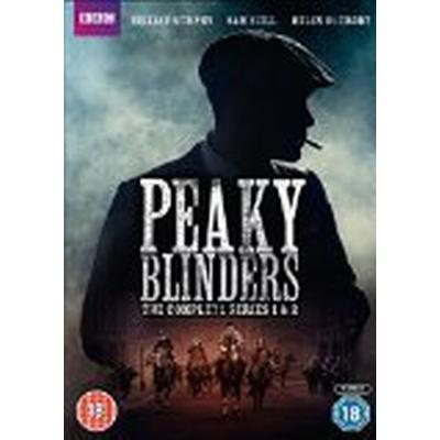 Peaky Blinders - Series 1-2 [DVD] [2013]
